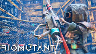 Biomutant - Gameplay Trailer | Gamescom 2018