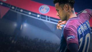 Pro Evolution Soccer 2019 - Paris Saint Germain vs Girondins De Bordeaux Gameplay