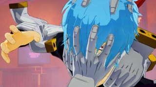 My Hero One's Justice - Tomura Shigaraki Gameplay