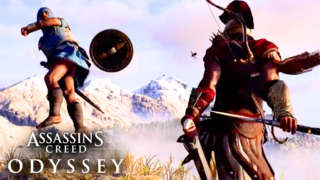 Assassin's Creed Odyssey: Live Action TV Spot