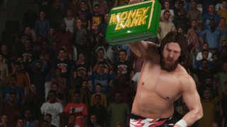 WWE 2K19 - 8 Man Ladder Match Gameplay