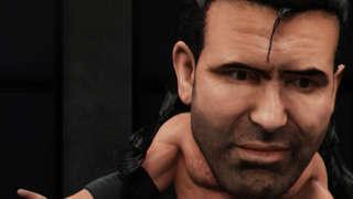WWE 2K19 - Big Head Match With Razor Ramone And Ric Flair Gameplay