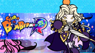 Super Bomberman R - Castlevania Maps And Alucard Update Trailer