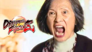 Dragon Ball FighterZ - Switch Launch Trailer
