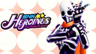 SNK Heroines Tag Team Frenzy - Enter The Skullolady Gameplay Trailer