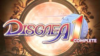 Disgaea 1 Complete - Launch Trailer