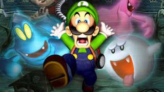 Luigi's Mansion 3DS - First 12 Minutes Gameplay