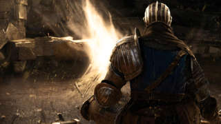 Dark Souls Remastered Switch Gameplay - Exploring Blighttown
