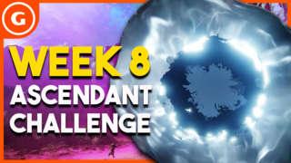 Destiny 2: Forsaken - Ascendant Challenge Location Video Guide (Oct. 23-30)