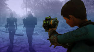 Fallout 76 B.E.T.A PvP Gameplay