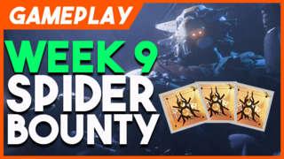 Destiny 2: Forsaken - Spider's Week 9 Bounty
