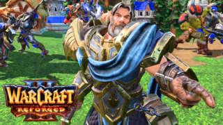 Warcraft III: Reforged - Gameplay Trailer | Blizzcon 2018