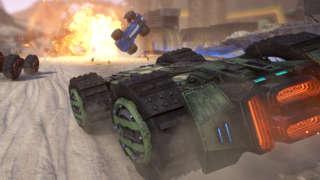 Grip: Combat Racing Classic Mode Gameplay