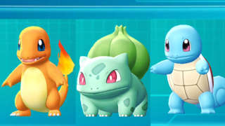 How To Get All 3 Kanto Starters In Pokemon Let's Go Pikachu And Let's Go Eevee