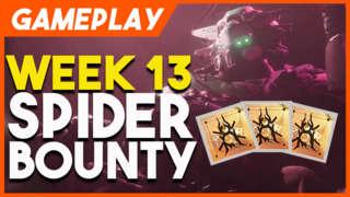 Destiny 2: Forsaken - Spider's Powerful Weekly Bounty (Nov. 27- Dec 4)