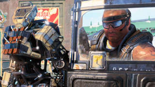 Call Of Duty: Black Ops 4 Patches In Escorting Robots