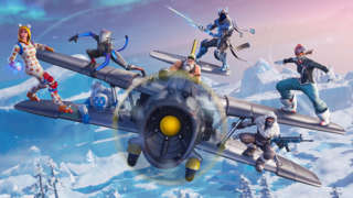 Fortnite Season 7 - New Locations And Stormwing Aerial Combat