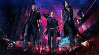 Devil May Cry 5 - Xbox One X Full Exclusive Demo Gameplay