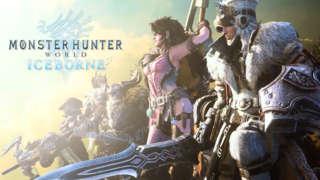 Monster Hunter World - Iceborne Expansion Teaser Trailer