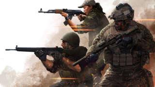Insurgency Sandstorm Team Combat Gameplay