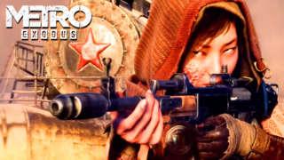 Metro Exodus - Inside Look Trailer