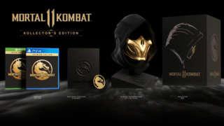 Mortal Kombat 11 - Kollector's Edition Has Some Neat Goodies