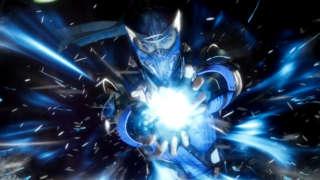 Mortal Kombat 11 New Sub-Zero Gameplay