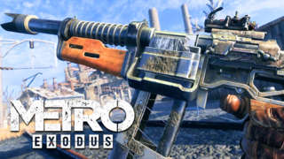 Metro Exodus - Official Weapons Trailer