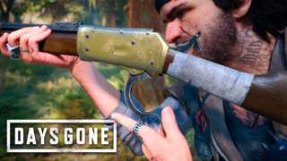 Days Gone – World Video Series: Fighting To Survive Gameplay Trailer