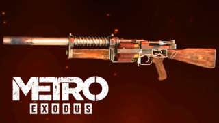 Metro Exodus - Official Shotgun Class Trailer