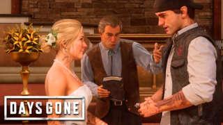 Days Gone – Sarah & Deacon's Wedding Trailer
