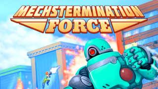 Mechstermination Force - Announcement Trailer
