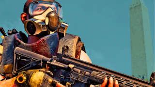 Division 2 Patriot Gear Set Exclusive Look