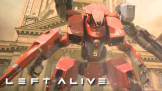 Left Alive: The Only Option Is Survival – Launch Trailer