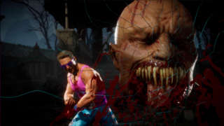 Mortal Kombat 11 Johnny Cage, Cassie Cage, Kano Fatalities, Fatal Blows And Brutalities