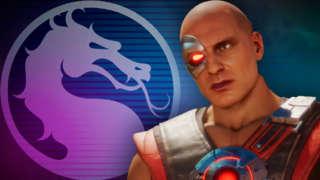 Mortal Kombat 11 - Kano Full Match Gameplay