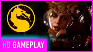 Cassie Cage Takes On The Tower Of Time | Mortal Kombat 11