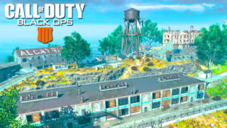 Official Call of Duty: Black Ops 4 — Alcatraz Map Briefing