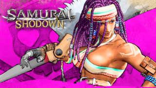 Samurai Shodown - Exclusive Darli Dagger Gameplay Reveal Trailer