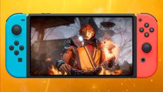 Mortal Kombat 11 - Nintendo Switch Online Versus Gameplay