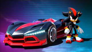 Team Sonic Racing - 10 Minutes Of Shadow Grand Prix Gameplay