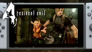 Resident Evil 4 - Nintendo Switch Launch Trailer