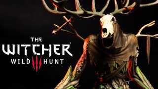 The Witcher 3: Wild Hunt - Exclusive Leshen Statue Trailer