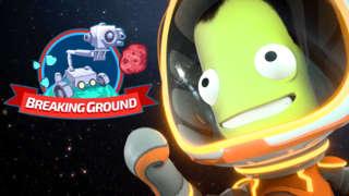 Kerbal Space Program: Breaking Ground - Cinematic Trailer