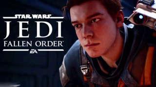 Star Wars Jedi: Fallen Order - Official 15 Minute Gameplay Premiere Demo | E3 2019