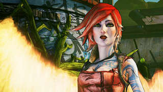 The First 20 Mins of Borderlands 2 DLC: Commander Lilith & The Fight For Sanctuary
