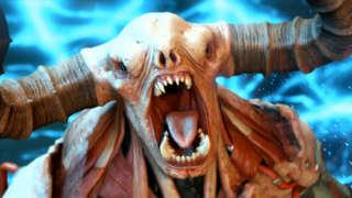 Doom Eternal Hell Gameplay | Bethesda Press Conference E3 2019
