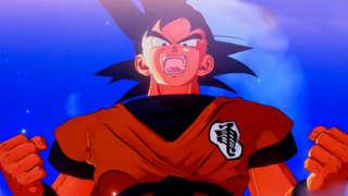 Dragon Ball Z: Kakarot - Radditz Boss Fight Gameplay  E3 2019