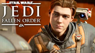 Star Wars Jedi: Fallen Order — Official Extended Cut Gameplay Demo