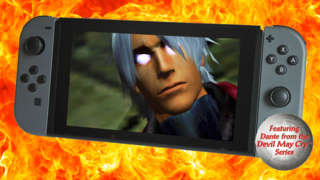 Devil May Cry For Nintendo Switch - 20 Minutes Of Action-Packed Gameplay